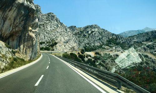 Pozabljena cesta: balkanski Route 66