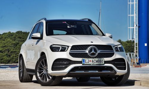 Test: Mercedes GLE 300d 4matic
