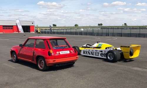 Nostalgija: 40 let Renaultovih športnih uspehov s turbo motorji