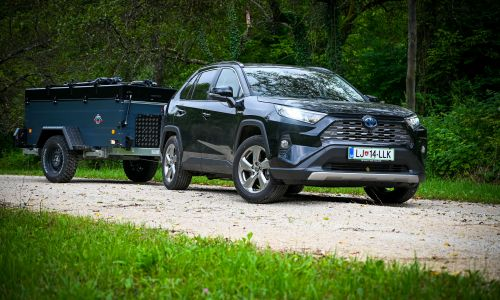 Supertest: toyota RAV4 2.5 HSD AWD executive tech - 2. del