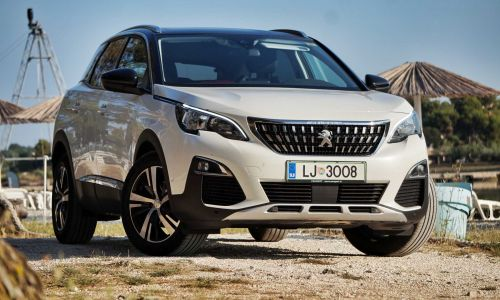 Kratek test: Peugeot 3008 1.5 blueHDi 130 EAT8 allure