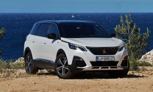 Kratek test: Peugeot 5008 GT line 2.0 BlueHDi 180 ETA8