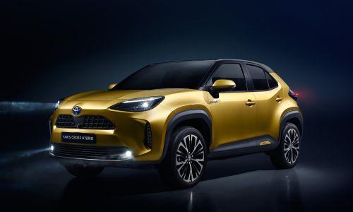 Prvi pogled: Toyota yaris cross