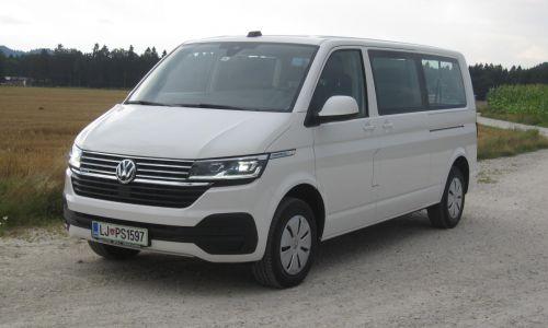Test: Volkswagen caravelle 6.1 2.0 TDI DSG 4motion comfortline