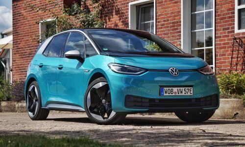 Za volanom: Volkswagen ID.3