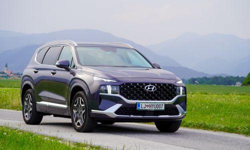 Test: Hyundai santa fe 1.6 T- GDi hybrid 4WD impression