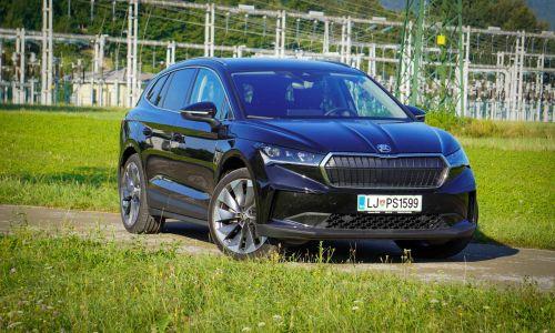 Test: Škoda enyaq iV 80