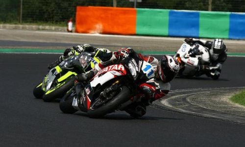 Prihodnji vikend začetek DP in AA v cestno hitrostnem motociklizmu