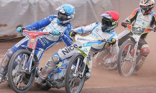 Speedway v Ljubljani