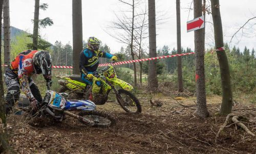Cross country poslastica na Vranskem