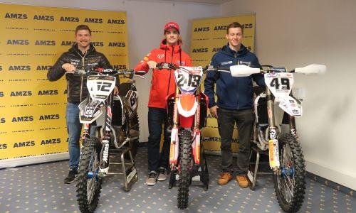Slovenska motokros elita optimistično v sezono 2018