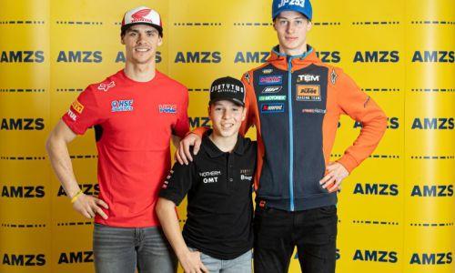 Najboljši slovenski motokrosisti komaj čakajo na začetek sezone