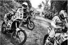 Dakar - Simon Marčič po 2. etapi trinajsti