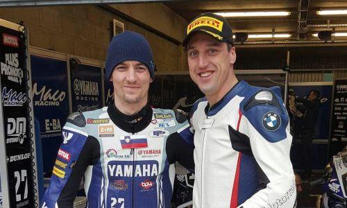 Marko Jerman in Janez Prosenik ta vikend na prestižni dirki v Franciji