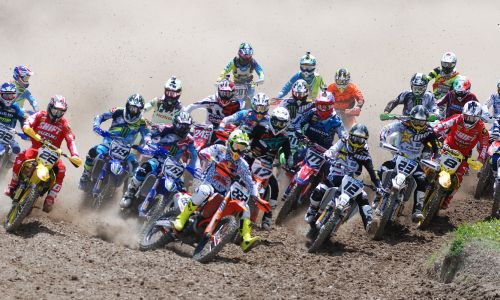 Osnutek koledarja dirk SP v motokrosu 2017