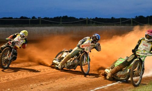 Speedway v Krškem in Lendavi