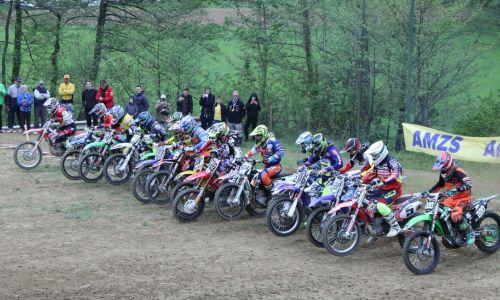 Pokalno prvenstvo in REKREATIVNO tekmovanje v motokrosu