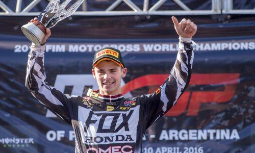 Pred motokrosisti je peta dirka svetovnega prvenstva