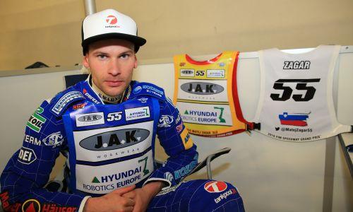Matej Žagar v seriji Speedway Grand Prix tudi v sezoni 2017