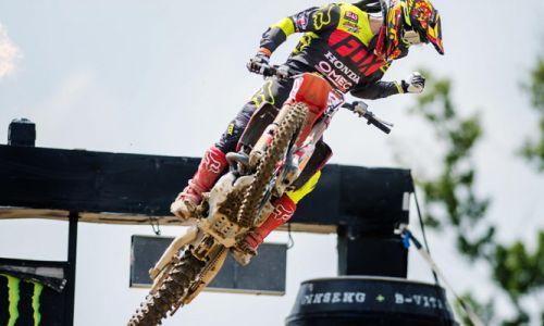 Tim Gajser na Nizozemsko po naslov svetovnega prvaka