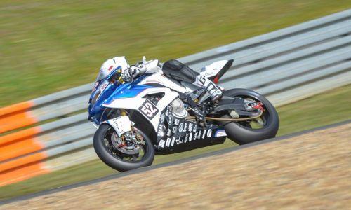 Janez Prosenik poškodovan zaključil 24 ur Le Mansa
