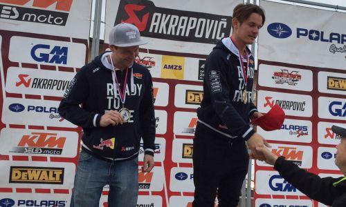 Luka Kutnar državni prvak v cross countryju