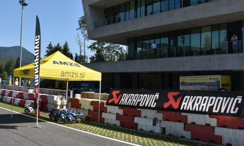 Treningi za motošport in karting na CVV
