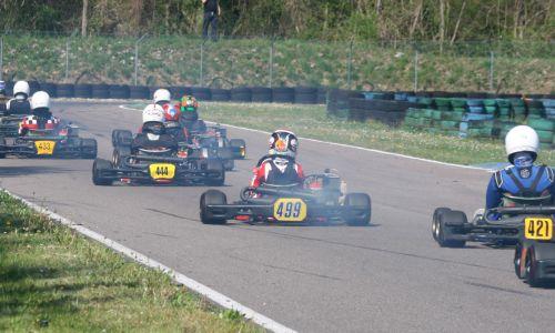 Kartisti opravili s predzadnjo dirko letos