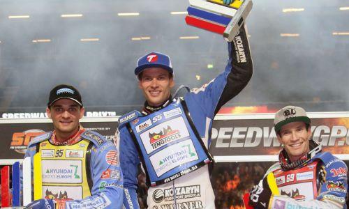 Matej Žagar po tretjo zmago