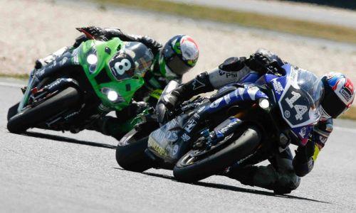 Pannonia Ring gosti slovenske cestno-hitrostne motocikliste