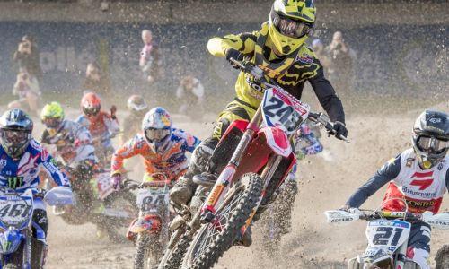 Motokrosisti v Franciji končujejo sezono MXGP