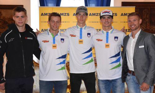 Gajser, Pancar in Irt z visokimi cilji na Olimpijado motokrosa