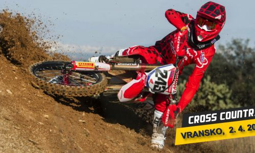 Premierna dirka AMZS CROSS COUNTRY tudi za rekreativce