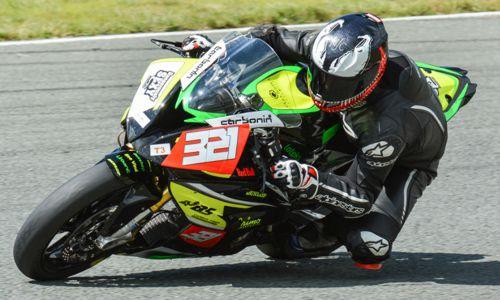 Z državnim prvenstvom začenjajo tudi v cestno hitrostnem motociklizmu