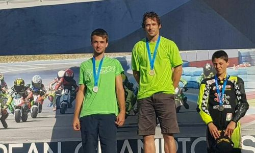 Jan Poropat je evropski prvak v minimotu!
