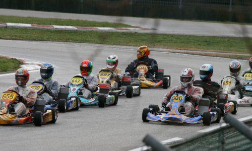 Prva dirka karting pokalnega prvenstva Sportstil