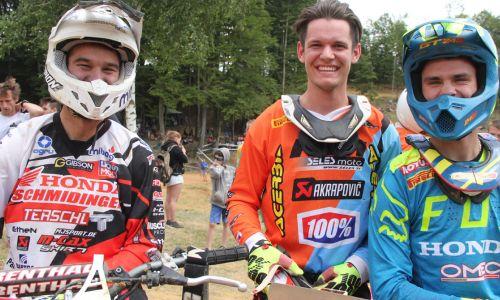 Tim Gajser v Mačkovcih z zmago dokazal, da je nared za dirke MXGP