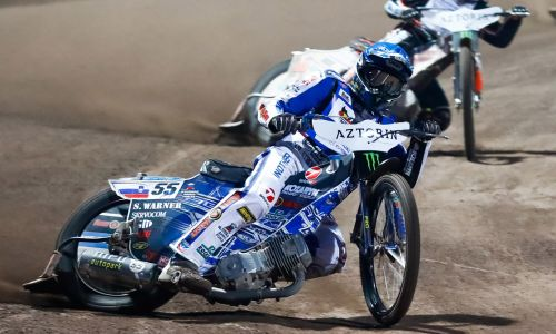 Video utrinki dirke za VN Slovenije v speedwayu