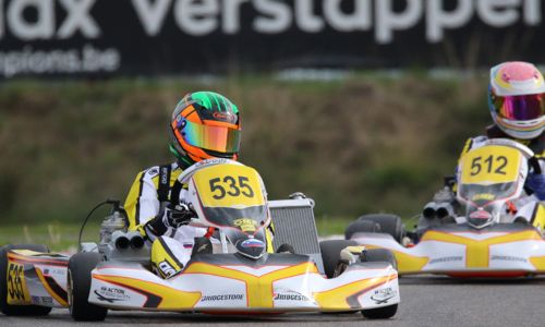 Škulj v Le Mansu v boj za premierne točke