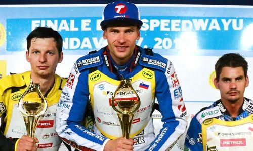 Matej Žagar šestnajstič državni prvak