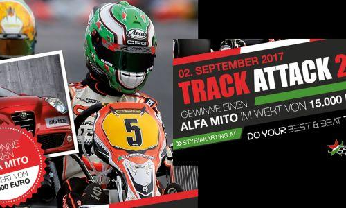 Karting dirka TRACK ATTACK 2017