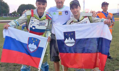 Slovenski speedway dvojec brez finala evropskega prvenstva parov