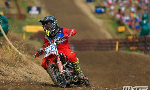 Jaka Peklaj enajsti na evropskem prvenstvu mladih motokrosistov