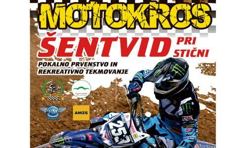 Motokrosisti se bodo v nedeljo pomerili v Šentvidu