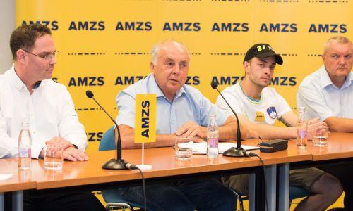 Organizatorji in slovenska voznika pred dirko za VN Slovenije v Krškem zelo optimistični