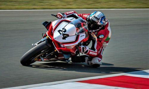 Na Slovakia Ringu Marko Jerman 3. in 4. v razredu superbike
