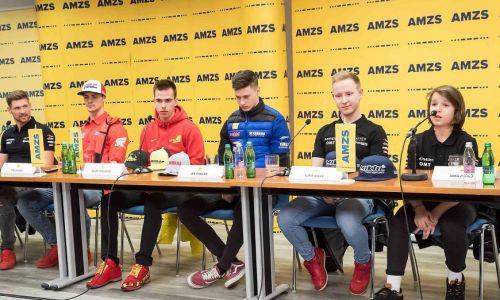 Najboljši slovenski motokrosisti predstavili načrte za 2019