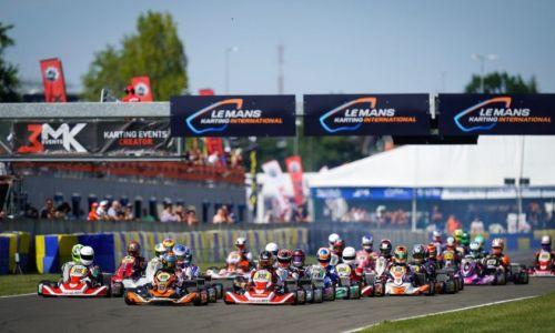 Uspešni nastopi Slovencev v kartingu v Le Mansu
