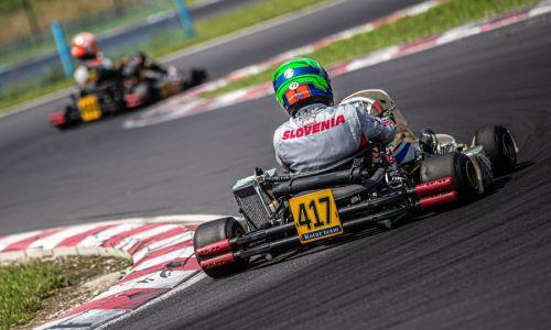 Karting dirke v Brucku Avstrijci (še) niso odpovedali