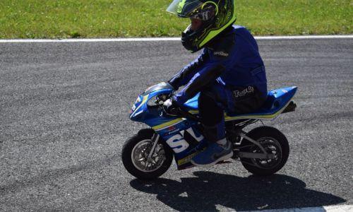 Motošportni dan otrokom popestril počitnice